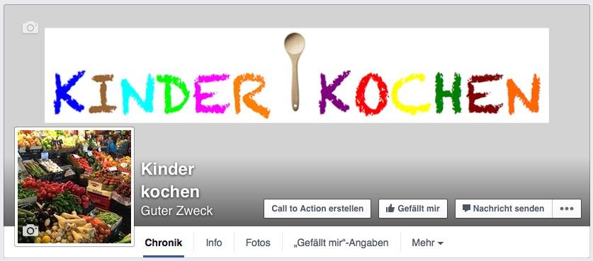 Facebook KINDER | KOCHEN