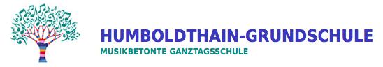 Logo Humboldthain-Grundschule